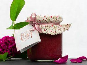 Kistermelői rózsalekvár