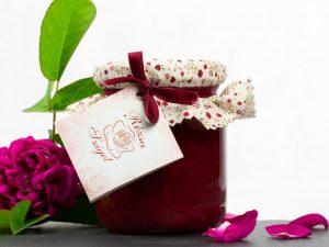 Kistermelői rózsa zselé
